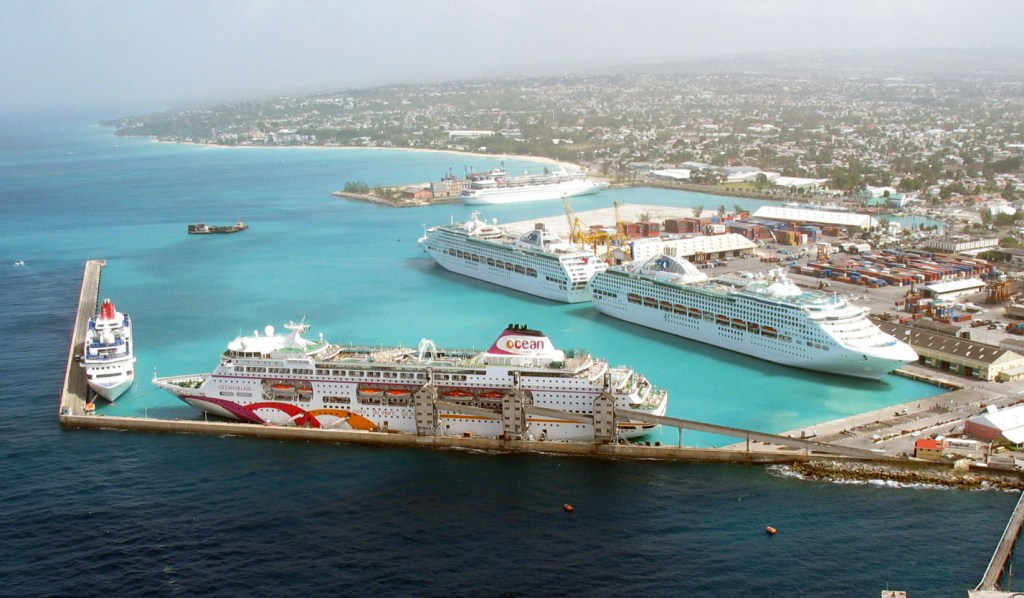Barbados Harbour